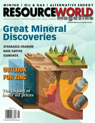 Resource World - Feb-Mar 2015 - Vol 13 Iss 2