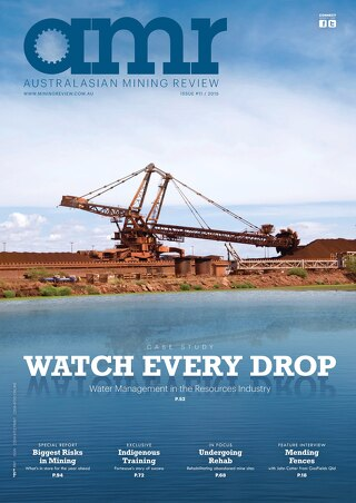 Australasian Mining Review Issue 11 2015