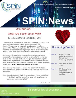 February 2015 SPiN News