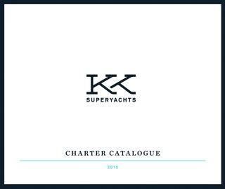 Charter Catalogue 2015