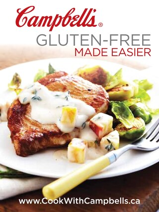 Campbell's Gluten Free Recipe Booklet
