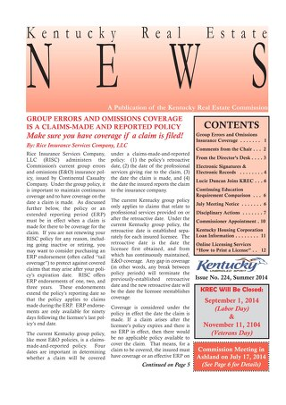 2014 KREC Newsletter 2