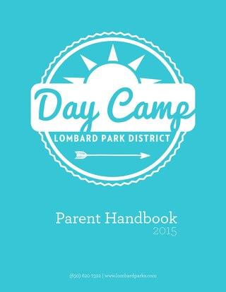 Day Camp Schedule