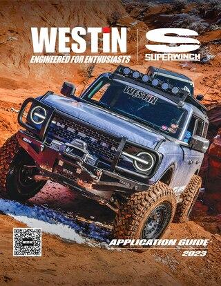2020 Westin Automotive Application Guide