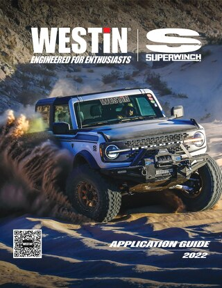 2019 Westin Automotive Application Guide