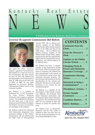 2013 KREC Newsletter 2