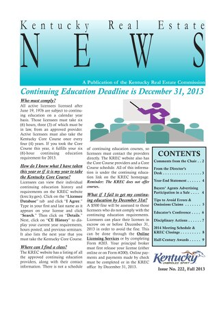 2013 KREC Newsletter 3