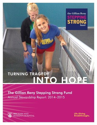 Stepping Strong Fund Stewardship Report
