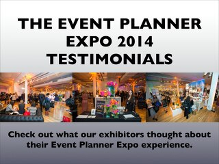 The Event Planner Expo 2014 Testimonials