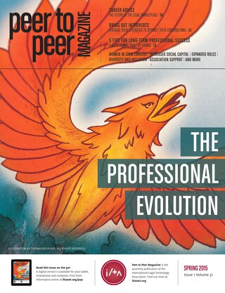 The Professional Evolution (Spring 2015)