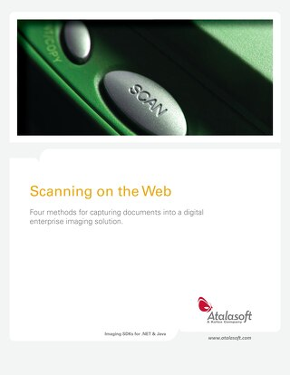Atalasoft-Scanning on the Web