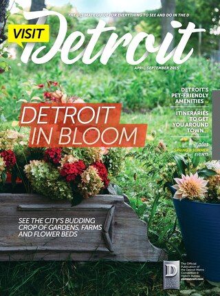 Visit Detroit Spring & Summer 2015