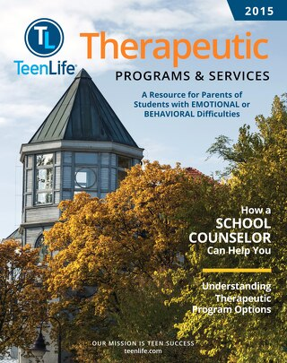 2015 Guide to Therapeutic Programs & Services