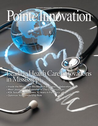 Pointe Innovation Magazine Spring 2015