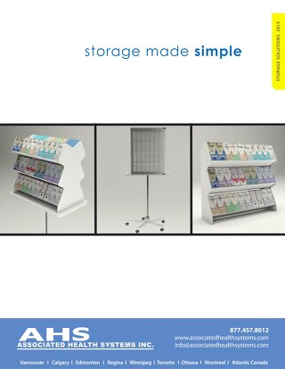 Small Item and Suture Storage Solutions