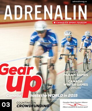 Adrenalin Spring 2015