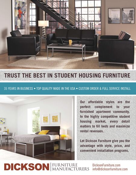 Student Housing Business   MAR APR 2015