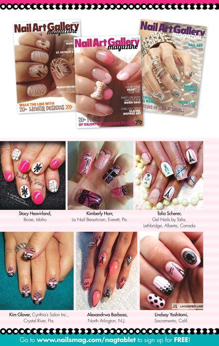 Nails Magazine Supplements - CosmoProf 2015