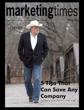 Marketing Times 5 Tips That Can Save Any Company March 2012