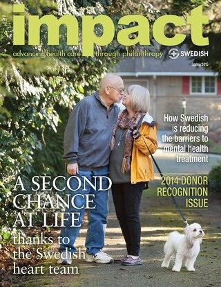 IMPACT Magazine - 2015 - Spring