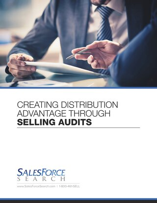 Creating Distribution Advantage Through Selling Audits
