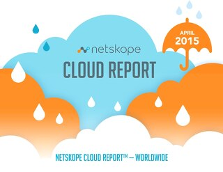 April 2015 - Worldwide Cloud Report