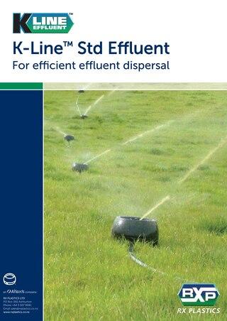 K-Line Standard Effluent Brochure