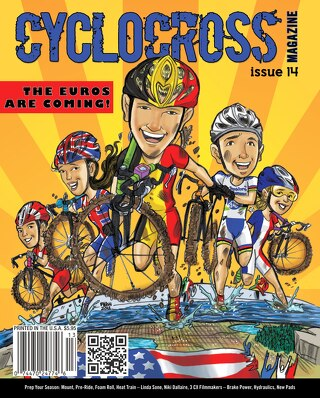 Cyclocross Magazine Issue 14