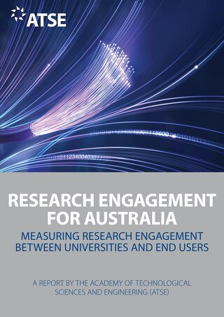 Research Engagement for Australia: Measuring research and engagement between universities and end users (Proposal)