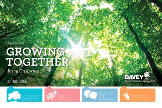 Growing Together: Spring 2015 Issue