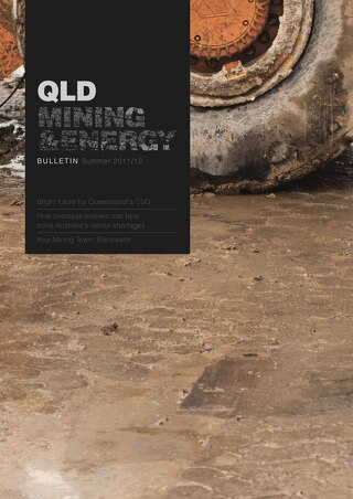 QLD Mining and Energy Bulletin Summer 2011-12