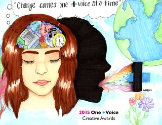 2015 One +Voice Creative Awards