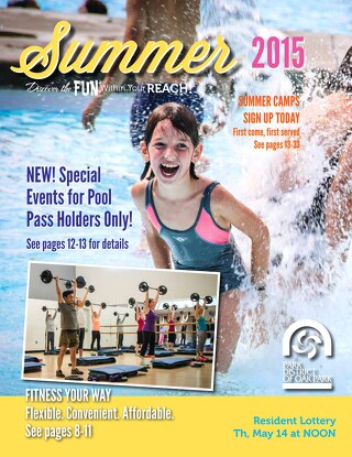 Summer 2015 Program Guide