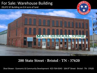 200 State Street Bristol Mast General Store