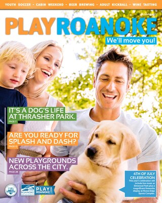 Play Magazine Summer 2015