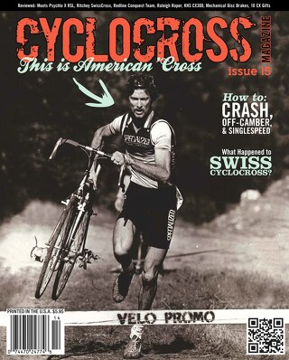 Issue 15 - Cyclocross Magazine