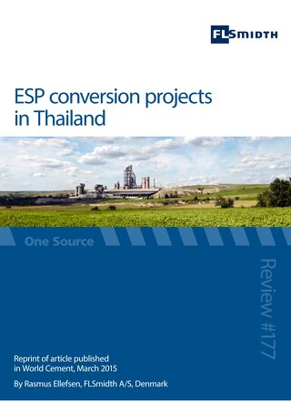 ESP conversion projects in Thailand