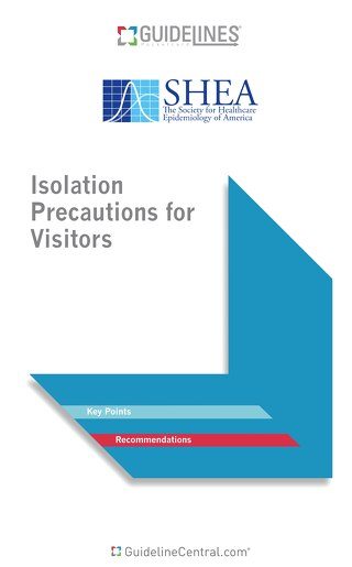 Isolation Precautions for Visitors (SHEA)