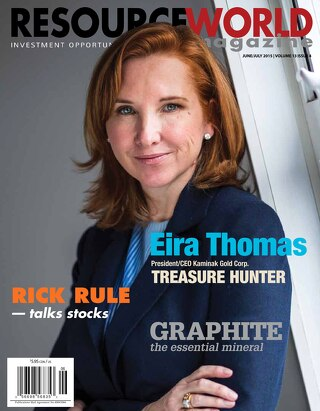 Resource World - June-July 2015 - Vol 13 Iss 4