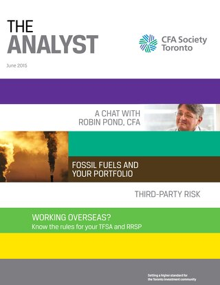 The Analyst - June 2015
