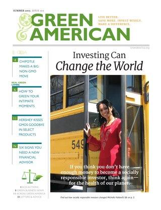 Green American #102, Summer 2015