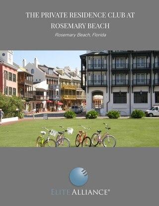 Rosemary Beach PRC Trip Guide