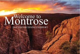 Montrose Colorado Dining Passport