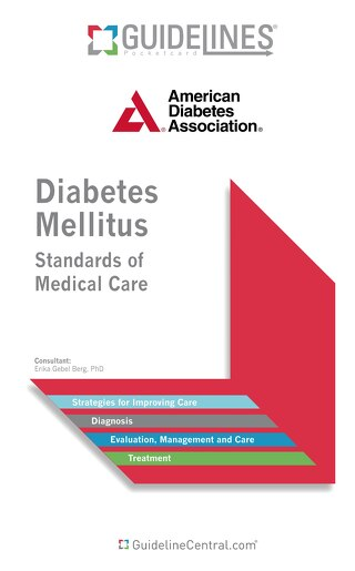 ADA Standards Diabetes 2015