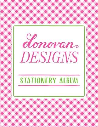 Stationery Album