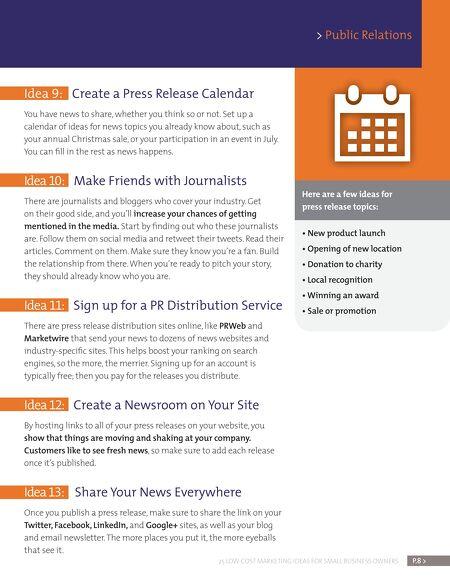 moneris ebooks 25 low cost marketing ideas ebook