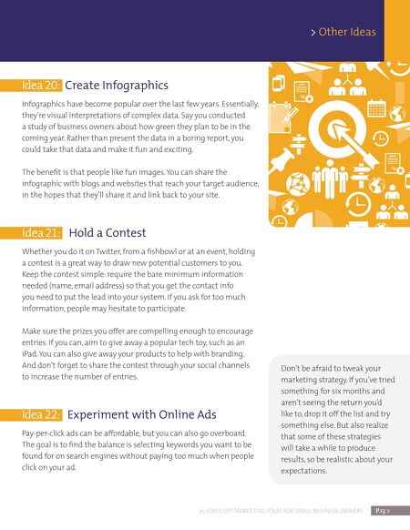 Moneris ebooks 25 low cost marketing ideas ebook fandeluxe Images