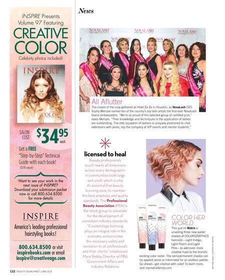 Beauty Launchpad Magazine - JUN 2015