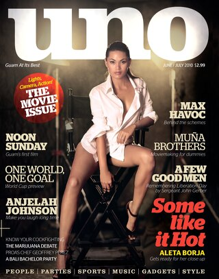UNO Issue 2 - Aleta Borja