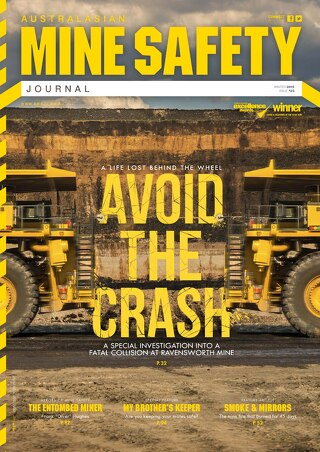 Australasian Mine Safety Journal Issue 25 Winter 2015